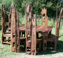 fencepost 8 seat dining set.JPG