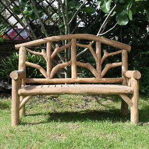 Rustic Garden Furniture Tripod Home Ltd
